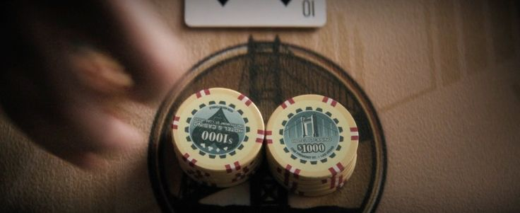 Golden Gate chips in WILD CARD (2015) Movie Product Placement