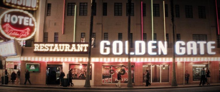 Golden Gate Hotel & Casino in WILD CARD (2015) Movie Product Placement