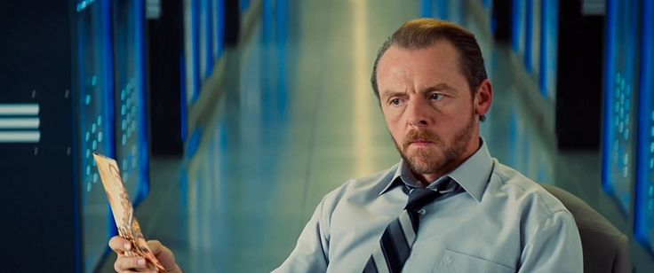 Goorin Bros. shirt worn by Simon Pegg in Mission: Impossible - Rogue Nation (2015) - Movie Product Placement