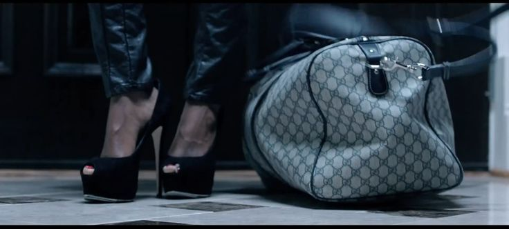 Gucci bag in HEART ATTACK by Trey Songz (2012) Official Music Video Product Placement