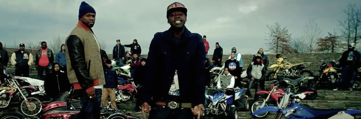 Gucci belt in CHASE THE PAPER by 50 Cent (2014) Official Music Video Product Placement