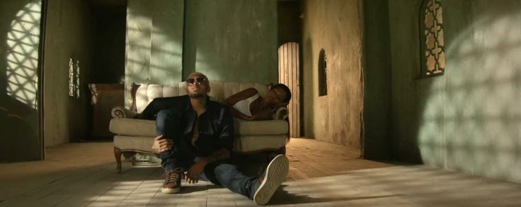 Gucci shoes worn by Chris Brown in DON'T JUDGE ME (2012) Official Music Video Product Placement