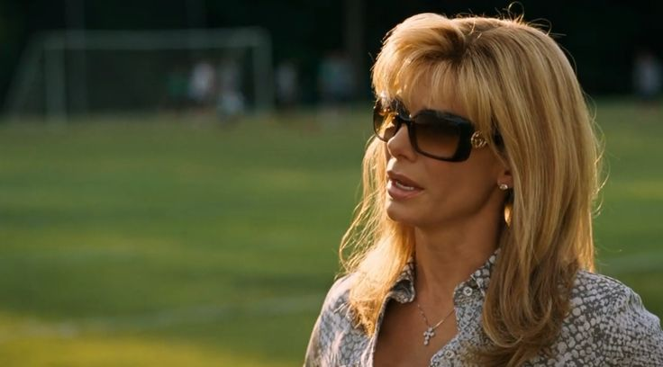 Gucci sunglasses used by Sandra Bullock in THE BLIND SIDE (2009) Movie Product Placement