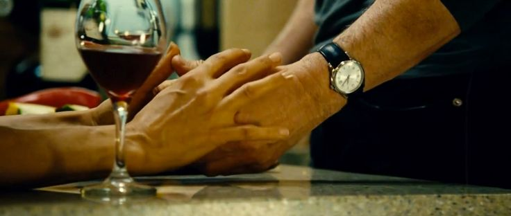 Hamilton Jazzmaster Watches - Taken 3 (2014) Movie Product Placement