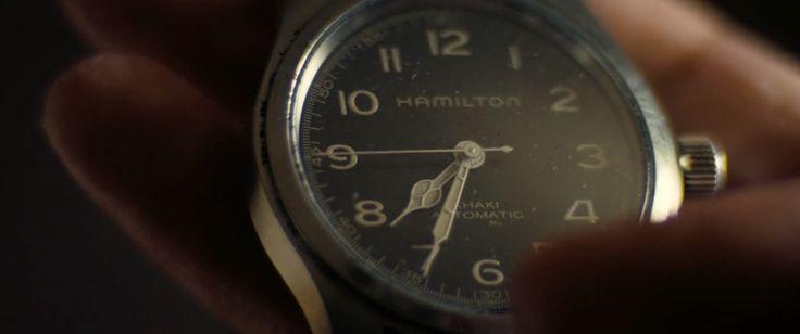 Hamilton Watches - Interstellar (2014) Movie Product Placement