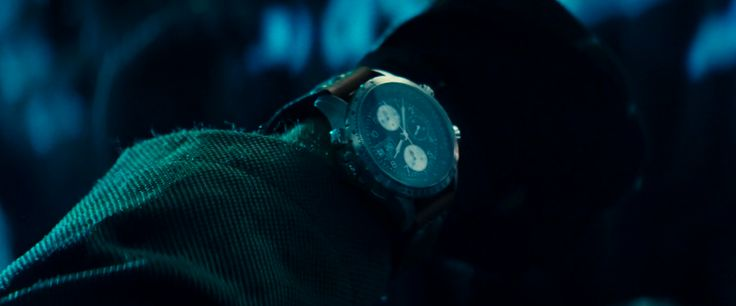 Hamilton Watches - Independence Day: Resurgence (2016) Movie Product Placement