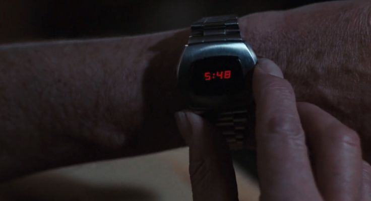 Hamilton Watches - Live and Let Die (1973) Movie Product Placement