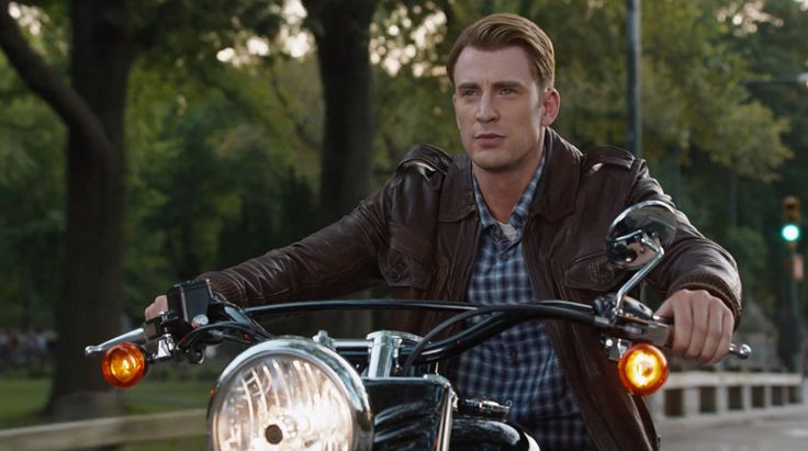Harley-Davidson Motorcycle - The Avengers (2012) Movie Product Placement