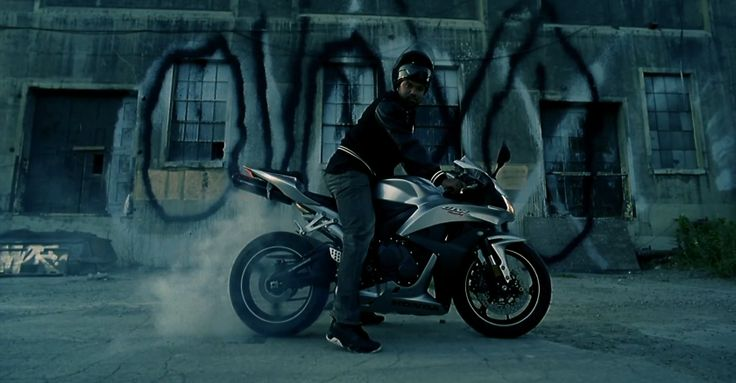 Honda CBR1000RR motorcycle - HEADLINES - Drake (2011) Official Music Video Product Placement