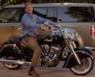 Indian Chief motorcycle in DADDY'S HOME (2015)
