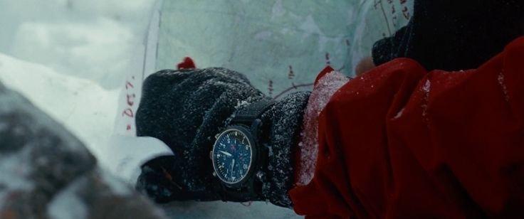IWC Watches - The Bourne Legacy (2012) Movie Product Placement