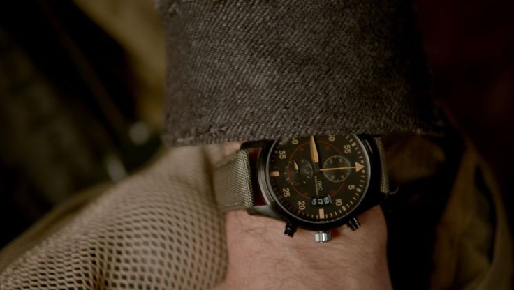 IWC Watches - The Last Ship TV Show Product Placement
