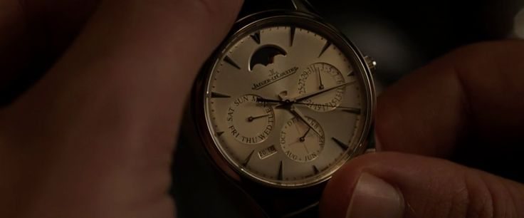 Jaeger LeCoultre Master Ultra Thin Perpetual watch worn by Benedict Cumberbatch in DOCTOR STRANGE (2016) Movie Product Placement