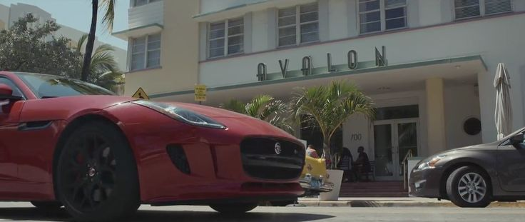 Jaguar F-Type Coupé in WHAT WE LIVE FOR by Afrojack and Bassjackers (2015) Official Music Video Product Placement