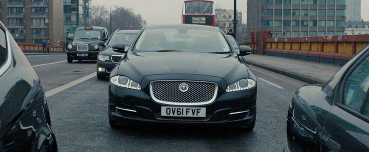 Jaguar XJ L [X351]  in SKYFALL (2012) Movie