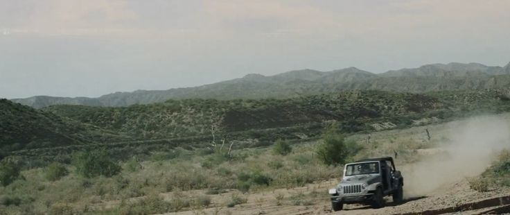 Jeep Wrangler in I BET MY LIFE by Imagine Dragons (2014) - Official Music Video Product Placement