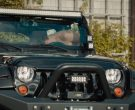 Jeep Wrangler Unlimited SUV in BILLIONS: THE PUNCH (2016)