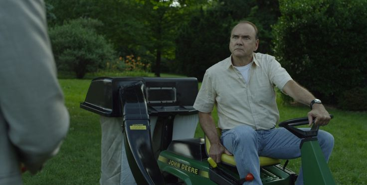 John Deere tractor in HOUSE OF CARDS; CHAPTER 3 (2013) TV Show Product Placement