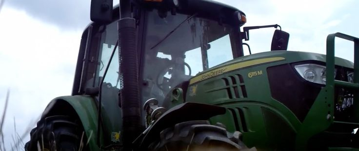 John Deere tractor in STRIP IT DOWN by Luke Bryan (2015) - Official Music Video Product Placement