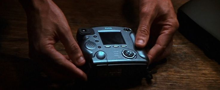 Kodak Photo Camera - MISSION: IMPOSSIBLE II (2000) Movie Product Placement