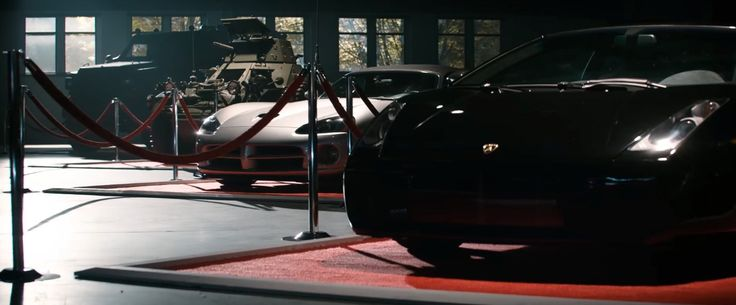 Lamborghini and Dodge - THE INTERVIEW (2014) Movie Product Placement