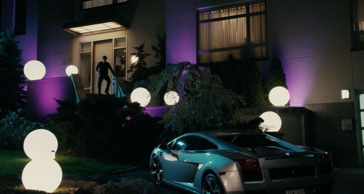 Lamborghini Gallardo in TED (2012) - Movie Product Placement