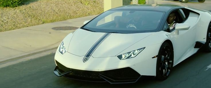 Lamborghini Huracán LP 610-4 car in CUT by O.T. Genasis (2015) - Official Music Video Product Placement