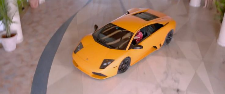 Lamborghini Murcielago LP640 in 22 JUMP STREET (2014) Movie Product Placement