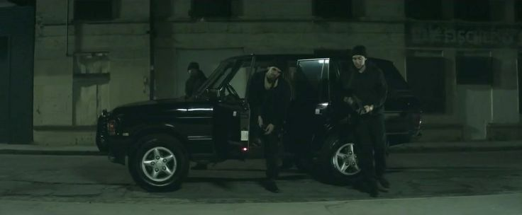 Land Rover Range Rover Series I in HOLD ON, WE'RE GOING HOME by Drake (2013) Official Music Video Product Placement
