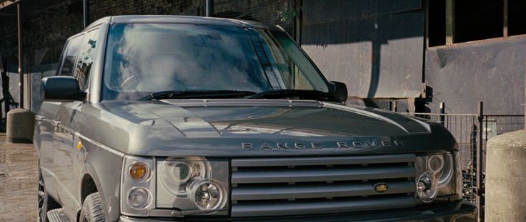 Land Rover Range Rover Series III Car in FAST & FURIOUS 6 (2013) Movie Product Placement