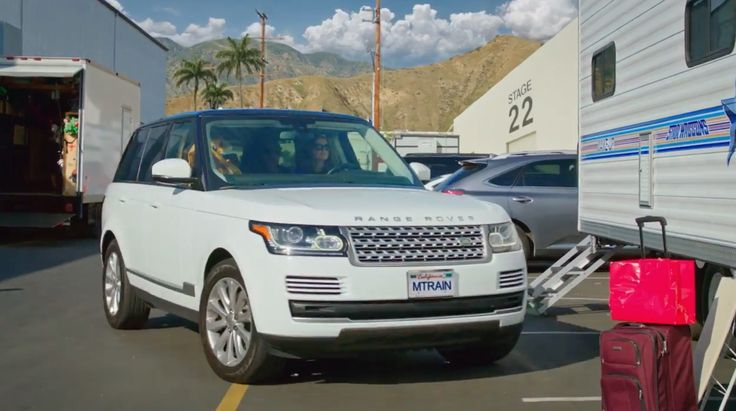 Land Rover Range Rover Series IV SUV in ME TOO by Meghan Trainor (2016) Official Music Video Product Placement