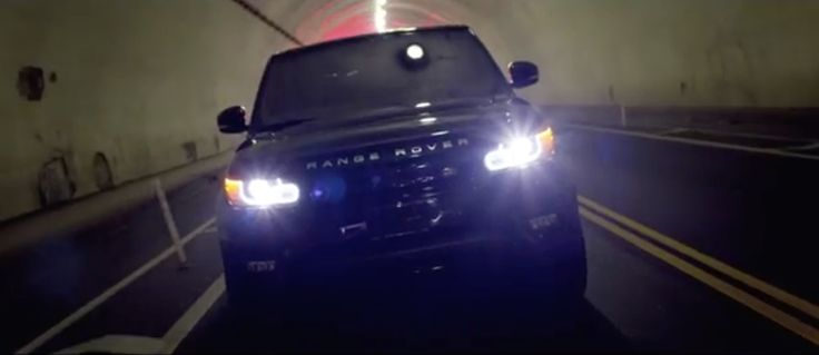 Land Rover Range Rover Sport driven by Nicki Minaj in THE PINKPRINT MOVIE (2014) Official Music Video Product Placement