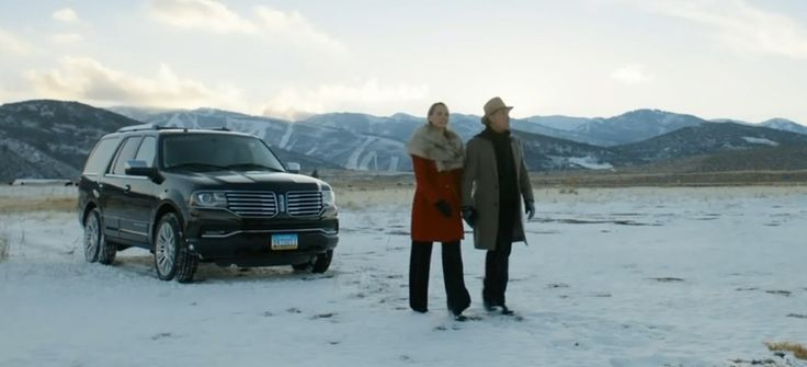 Lincoln Navigator SUV in BLOOD & OIL: DEPARTURES (2015) - TV Show Product Placement