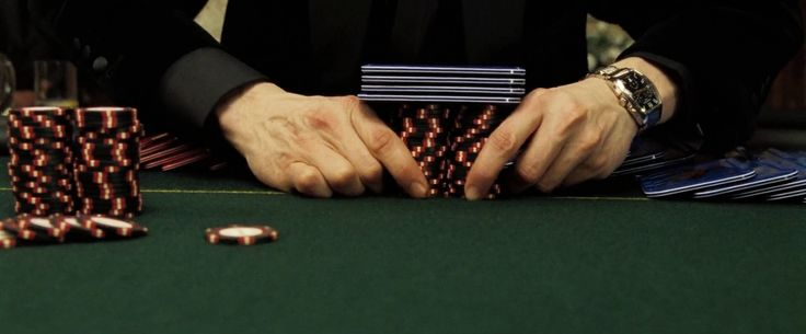 Longines Watches - Casino Royale (2006) Movie Product Placement