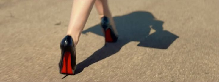 Christian Louboutin shoes worn by Iggy Azalea in WORK (2013) Official Music Video Product Placement