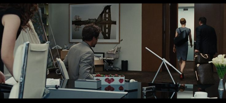 Louis Vuitton Bags and Christian Louboutin Shoes - Iron Man 2 (2010) Movie Product Placement