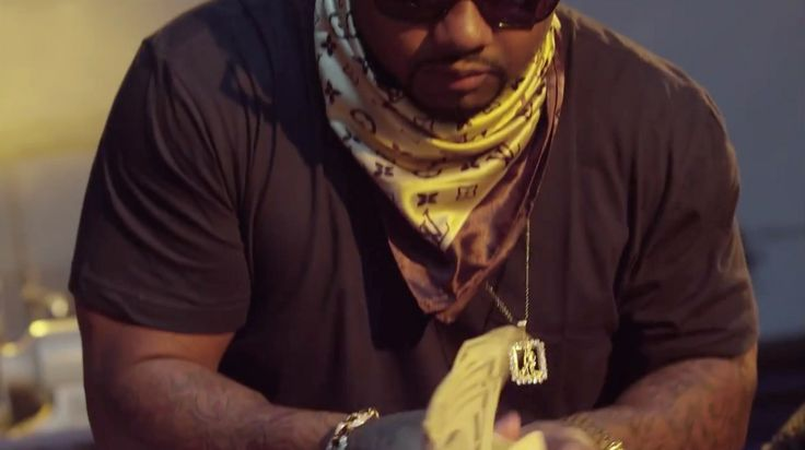 a388041522ff9 Louis Vuitton scarf in BUGATTI by Ace Hood (2012) · October 16