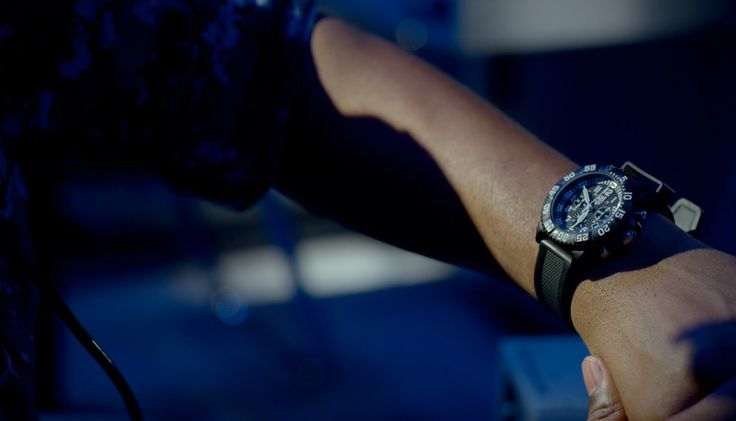 Luminox Watches - THE LAST SHIP: DEVIL MAY CARE (2016) TV Show Product Placement