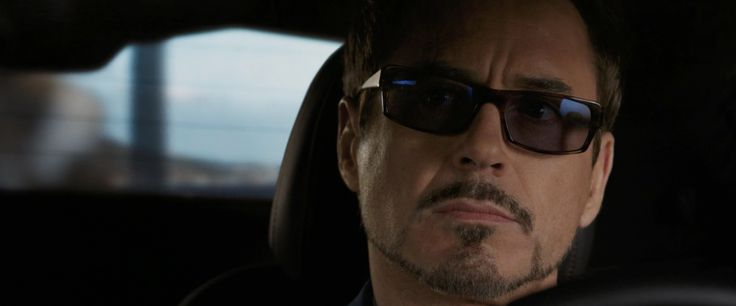 Matsuda M2002 Sunglasses - IRON MAN 3 (2013) Movie Product Placement