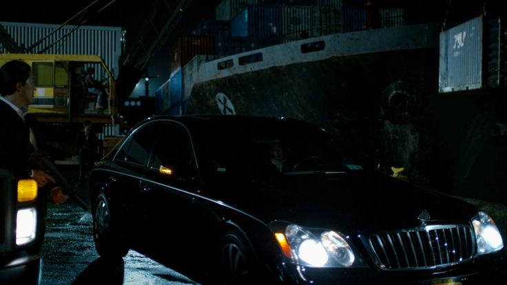 Maybach 57 [W240] car in DAREDEVIL: STICK (2015) TV Show Product Placement