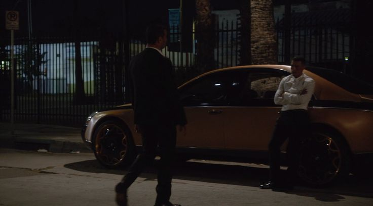 Maybach 57 [W240] car in RAY DONOVAN: RATTUS RATTUS (2016) TV Show Product Placement