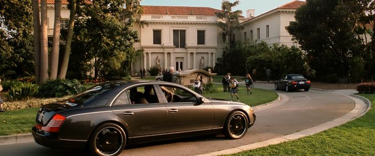 Maybach 57 [W240] in BE COOL (2005) Movie Product Placement