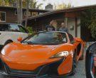 McLaren 650S Car driven by Donovan W. Carter in BALLERS: END...