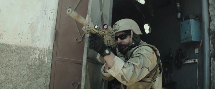Mechanix, Wiley X and Casio - American Sniper (2014) Movie Product Placement