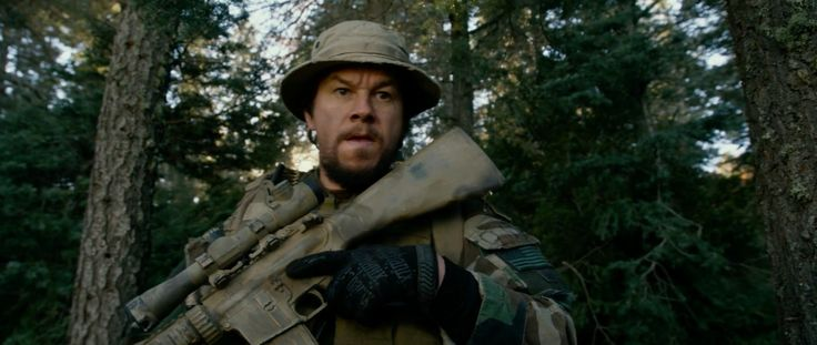 Mechanix tactical black gloves worn by Mark Wahlberg in LONE SURVIVOR (2013) Movie Product Placement