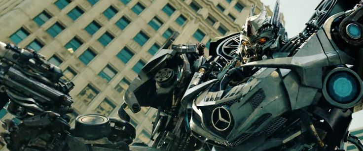 Mercedes-Benz Autobot - Transformers: Dark of the Moon (2011) Movie Product Placement