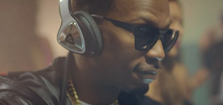 Monster DNA headphones worn by Juicy J in TALKIN' BOUT (2014) Official Music Video Product Placement