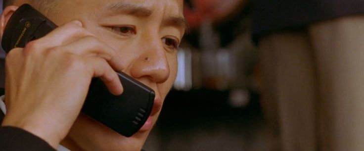 Motorola mobile phone in ANY GIVEN SUNDAY (1999) - Movie Product Placement