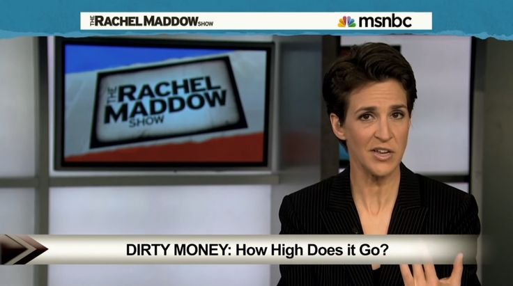 MSNBC TV channel and The Rachel Maddow Show TV show in HOUSE OF CARDS: CHAPTER 23 (2014) TV Show Product Placement