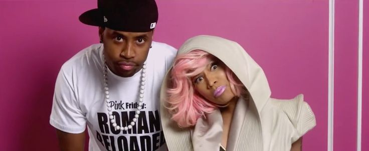 New Era x MLB cap in STUPID HOE by Nicki Minaj (2012) - Official Music Video Product Placement